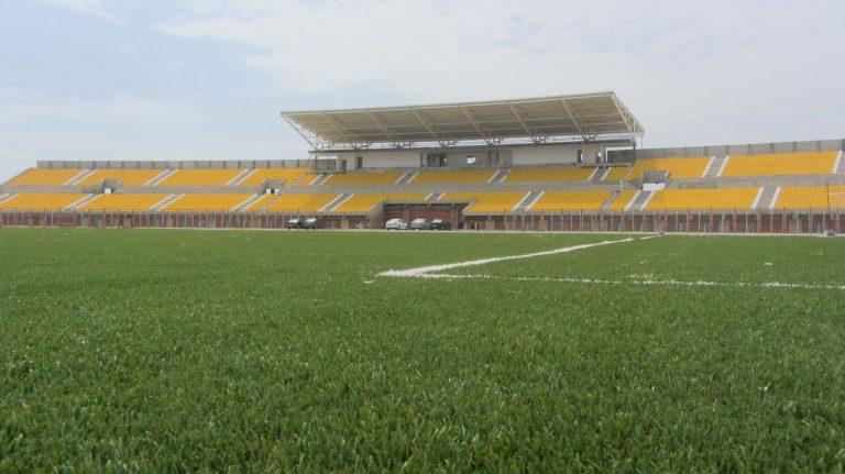 پروژه استادیوم پنج هزار نفری مراغه