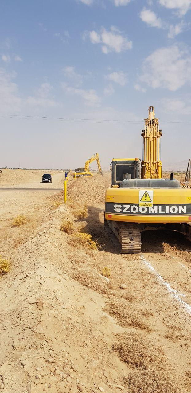 پروژه مخابرات و اسکادا ادامه خط لوله گاز ششم سراسری EPC